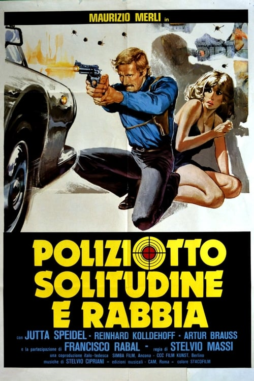 Film Poliziotto, solitudine e rabbia Online Zdarma