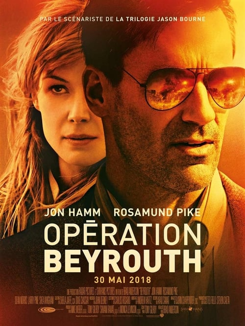 [FR] Opération Beyrouth (2018) streaming Amazon Prime Video