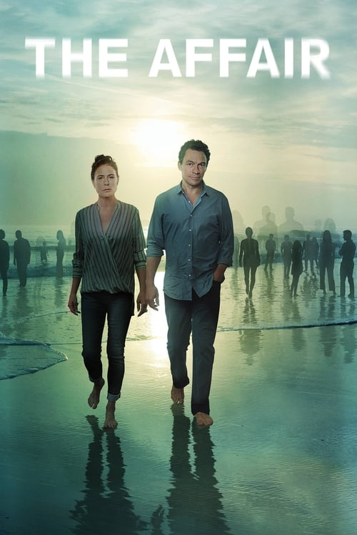 The poster of The Affair