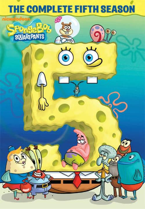 Watch SpongeBob SquarePants Season 5 in English Online Free