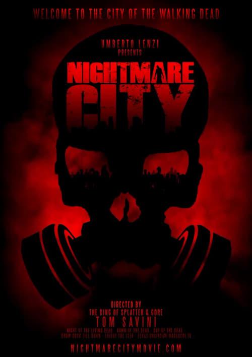 Mira La Película Nightmare City En Español En Línea