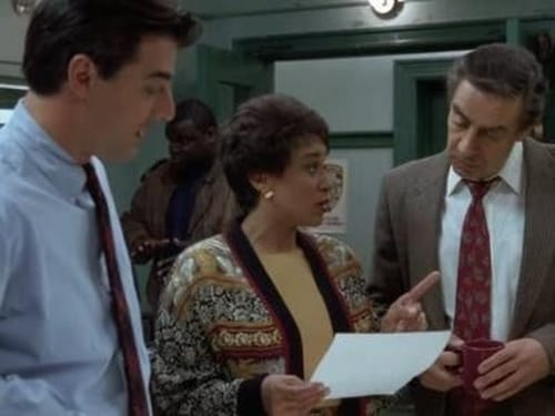 Law & Order: Season 4 – Épisode Old Friends