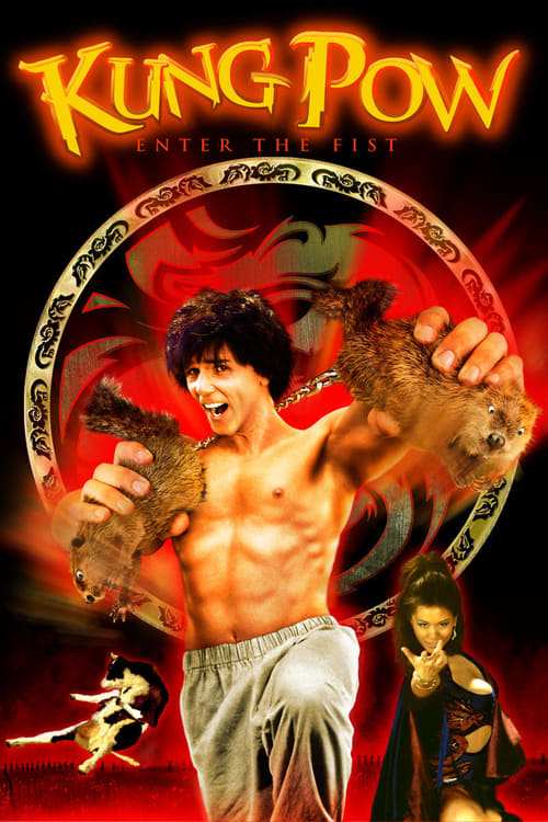 Kung Pow: Enter the Fist Movie Poster