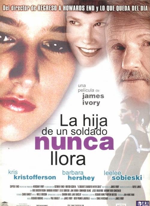 Mira La Película La hija de un soldado nunca llora En Línea