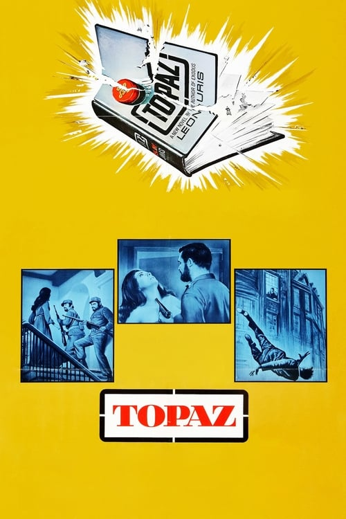 Watch Topaz (1969) Movie Free Online