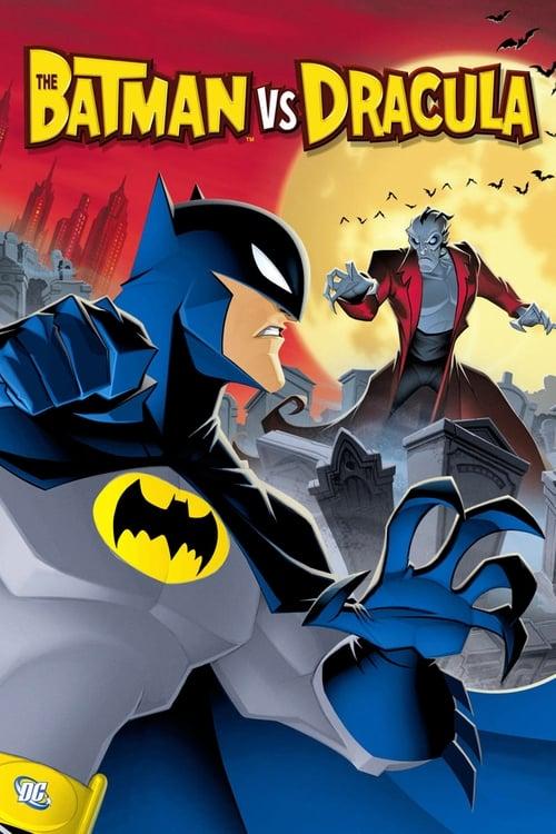 The Batman vs Dracula: The Animated Movie