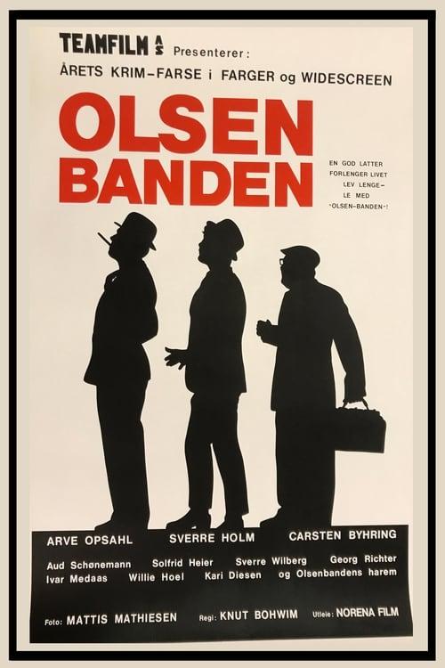 Olsenbanden: Operasjon Egon (1969)