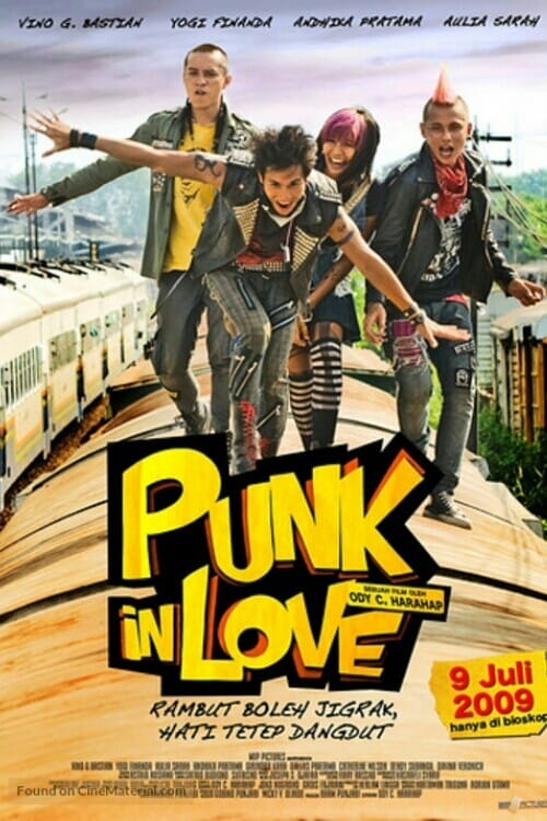 فيلم Punk in Love كامل مدبلج