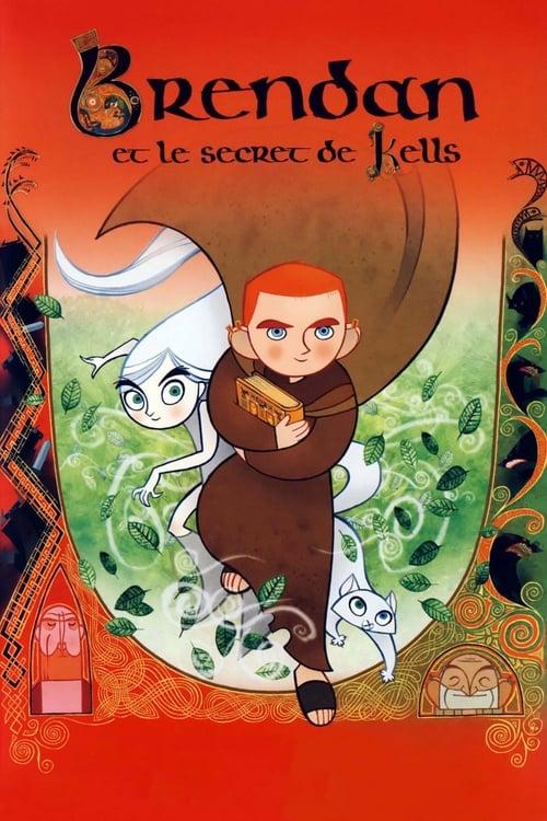 [FR] Brendan et le secret de Kells (2009) streaming Amazon Prime Video