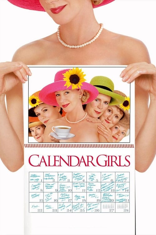 Watch Calendar Girls (2003) Movie Free Online