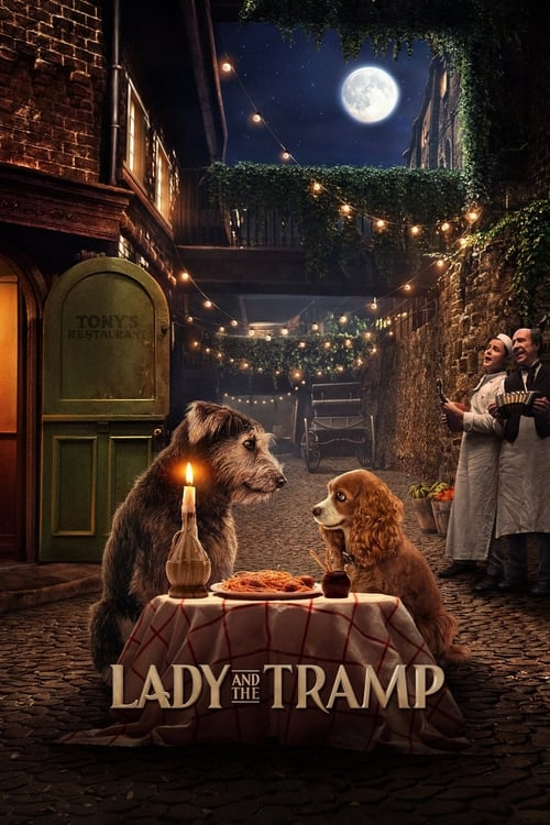 Download Lady and the Tramp (2019) Full Movie