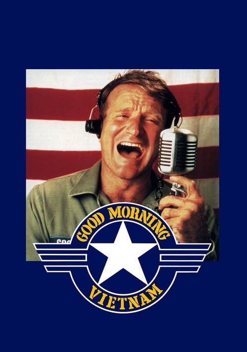 Streaming Good Morning, Vietnam (1987) Best Quality Movie
