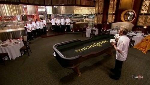 Hell's Kitchen: Season 6 – Épisode 10 Chefs compete