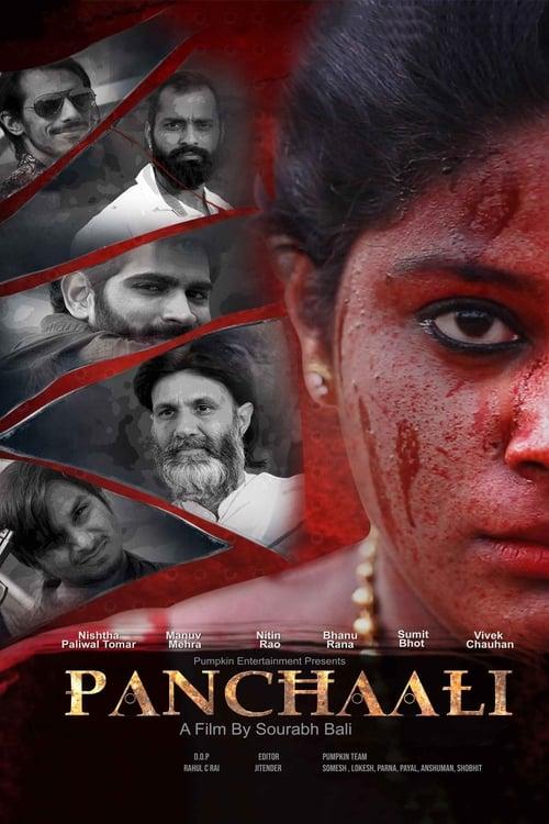 Poster von Panchaali