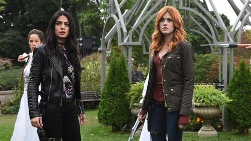 Shadowhunters - Season 2 - Episode 6: Iron Sisters