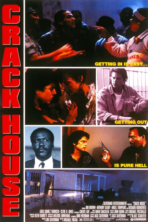 Mira La Película Crack House Doblada Por Completo