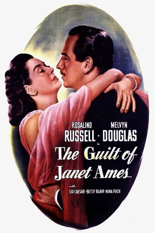 The Guilt of Janet Ames Poster