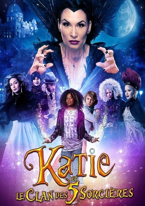 Ver pelicula Katie et le clan des cinq sorcieres Online