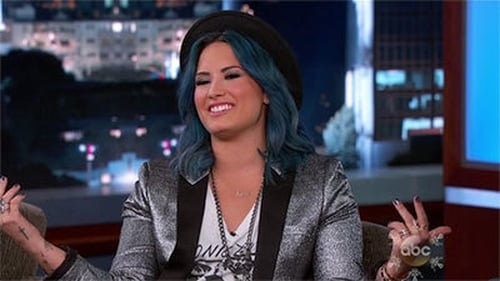 Jimmy Kimmel Live!: Season 11 – Episod Demi Lovato; Emile Hirsch; AFI