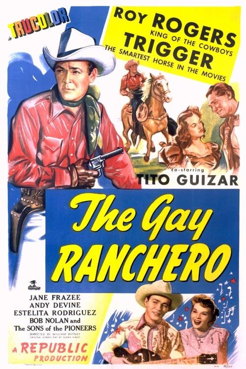 Película The Gay Ranchero Doblado Completo