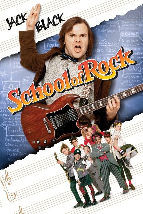 School of Rock - Poster