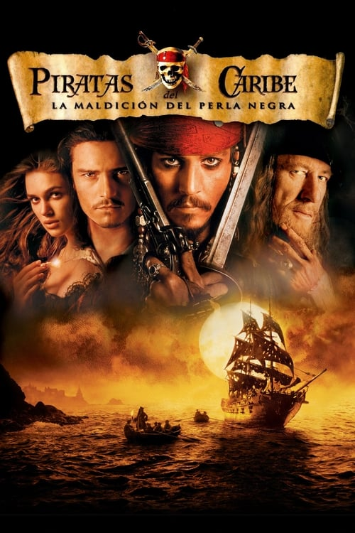 Pirates of the Caribbean: The Curse of the Black Pearl pelicula completa