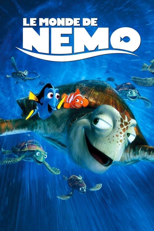 Regarder Le Monde de Nemo (2003) Streaming HD FR