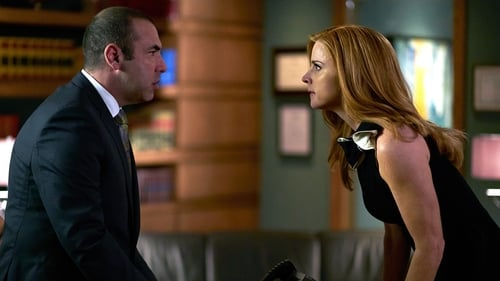 Suits - Season 5 - Episode 9: Uninvited Guests