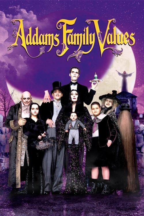 Watch Addams Family Values (1993) Best Quality Movie