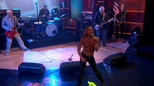The Colbert Report: Season 9 – Episode Iggy & the Stooges