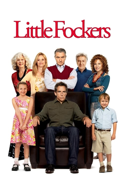 The poster of Little Fockers