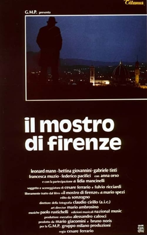 Il mostro di Firenze Streaming VF