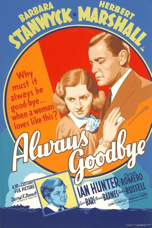 Always Goodbye (1938)