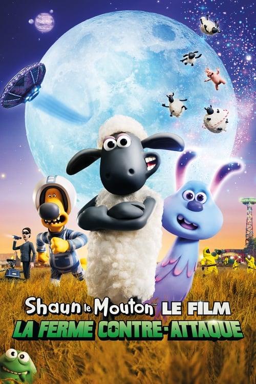 [HD] Shaun le mouton, le film: La ferme contre‐attaque (2019) stream