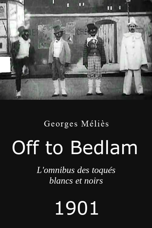 Largescale poster for Off to Bedlam