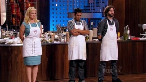 MasterChef: Season 2 – Episode Top 3 Compete