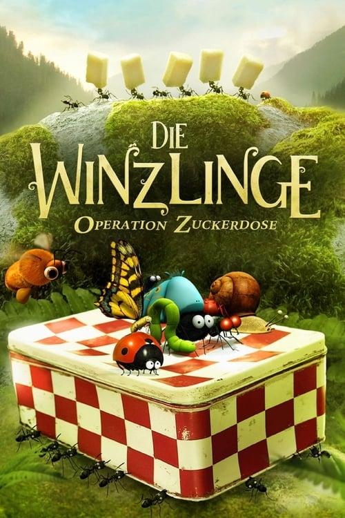 Poster von Die Winzlinge - Operation Zuckerdose