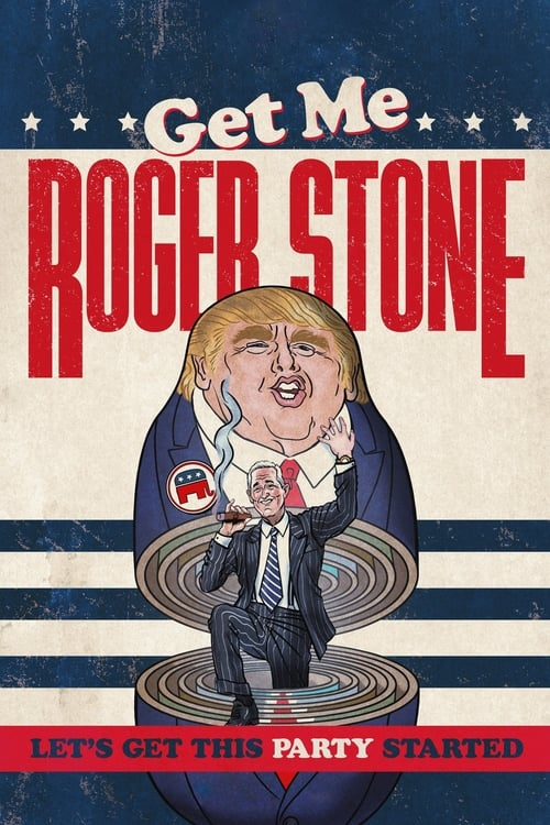 Ver pelicula Get Me Roger Stone Online