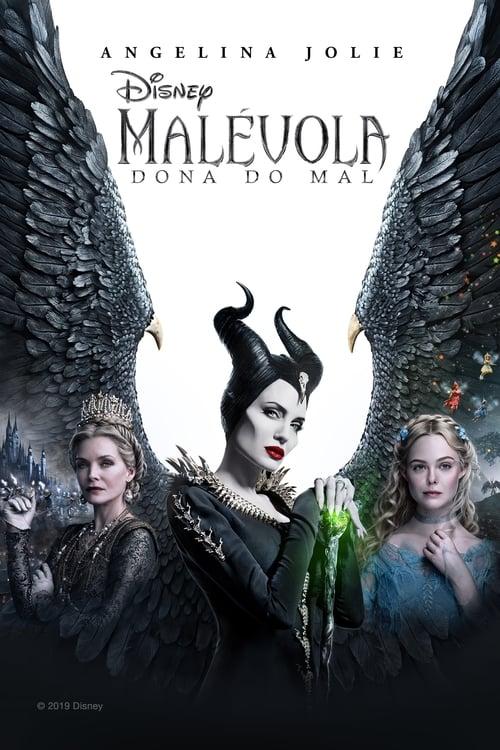 Assistir Malévola: Dona do Mal - HD 720p Dublado Online Grátis HD