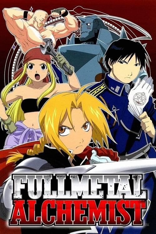 Fullmetal Alchemist-Azwaad Movie Database