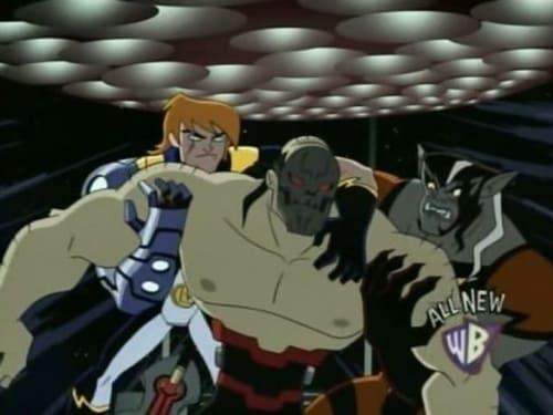 Legion Of Super Heroes 2008 720p Webrip: Season 2 – Episode Who Am I?