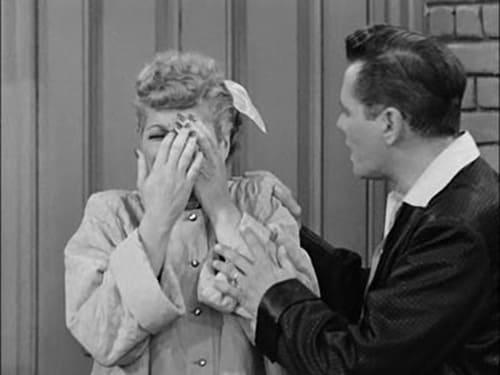 I Love Lucy: Season 2 – Épisode The Black Eye