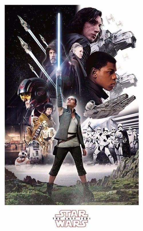 Star Wars: The Last Jedi Download Full