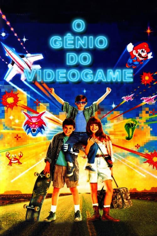 O Gênio do Videogame (1989) — The Movie Database (TMDb)