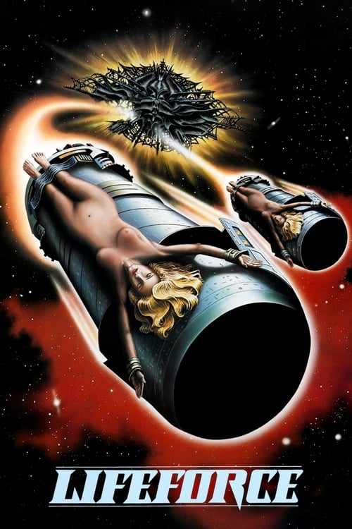 The poster of Lifeforce