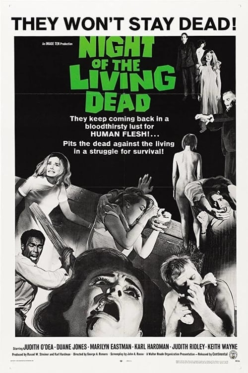 Largescale poster for Night of the Living Dead