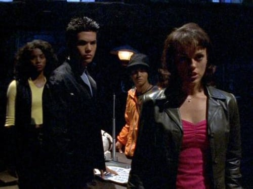 Power Rangers 2001 Full Tv Series: Time Force – Episode The End of Time (1)