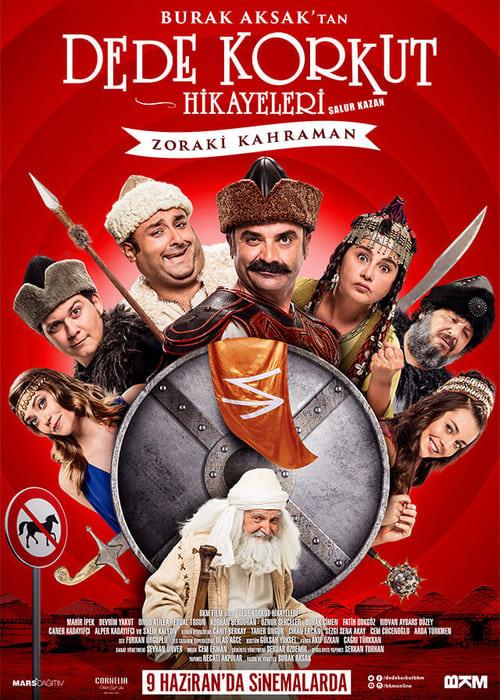 Filme Salur Kazan: Zoraki Kahraman Streaming