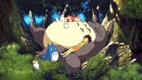 โทโทโร่เพื่อนรัก (1988) Neighbor Totoro