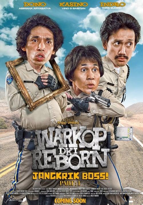 Mira La Película Warkop DKI Reborn: Jangkrik Boss! Part 1 En Buena Calidad Gratis